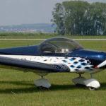Un Zenair 601 équivalent à celui actuellement en construction par des élèves-ingénieurs de l'ISAE