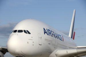 2. A380 d'Air France