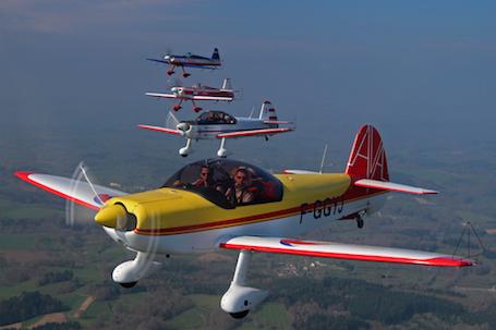 2. La flotte de Cap (4 Cap10 et 3 Cap232) de l'AVA a très souvent permis à ses pilotes de monter les plus hautes marches des podiums internationaux.