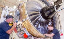 Le moteur Trent 700 de Rolls-Royce totalise plus de 30 millions d'heures de vol depuis 1995