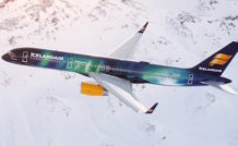 Le Boeing 757 Hekla Aurora d'Icelandair