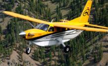 Le Kodiak, avion de 10 places à décollage et atterrissage court (STOL) est équipé d'une turbine PT6