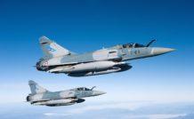 Mirage 2000-5 de l'Armée de l'Air