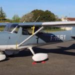 Biplace léger C150 Aerobat