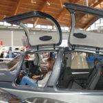 La cabine du DA62 est spacieuse, avec ses 1,35 m de large et 2,78 m de long.