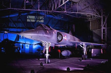 Le Mirage IV N°28 remis en état par EALC a effectué son premier vol le 12 mars 1982. Il a été retiré du service actif en 1997