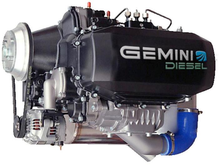 Superior espère que son Gemini 100 viendra concurrencer le Rotax 912