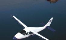 2. La NASA espère mettre au point, à moyen terme, un avion expérimental, en remplaçant les ailes et les moteurs d'un Tecnam P2006T avec une version améliorée de l'aile LEAPTech à propulsion électrique.