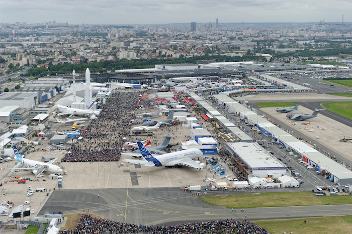 Les deux faces du salon du bourget 2015 aerobuzz - Salon aeronautique du bourget 2015 ...