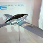 L'étude et la certification de l'avion électrique E-Fan 2.0 ayant été attribuées à Daher, implanté à Tarbes, Airbus a préféré implanter sa future usine Voltair sur l'aérodrome voisin de Pau, plutôt qu'à Mérignac