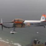 Un Cap10 de l'escadrille 50S pour la sélection en vol…