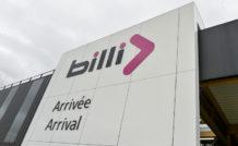 La capacité du terminal low cost billi de Bordeaux passe à 2,5 millions de passagers par an