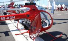 L'hélicoptère Classe 6 monoplace et le biplace LH212