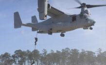 Le Japon destine ses MV-22 Osprey Block C à des missions de sécurité civile