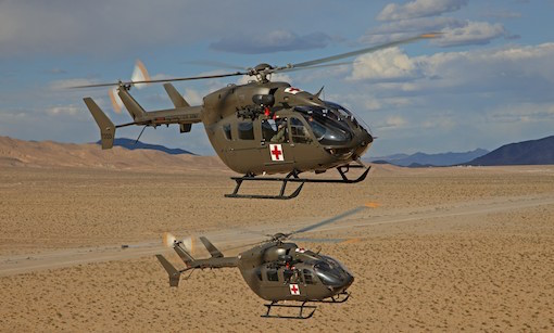 UH-72A Lakota de l'US Army