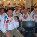 L'équipe russe qui regroupe les plus grands champions de l'histoire de la voltige est confrontée à la nécessité de renouveler ses effectifs
