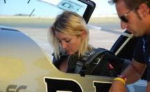 Avec un premier vol remarquable, Aude Lemordant retrouve la confiance