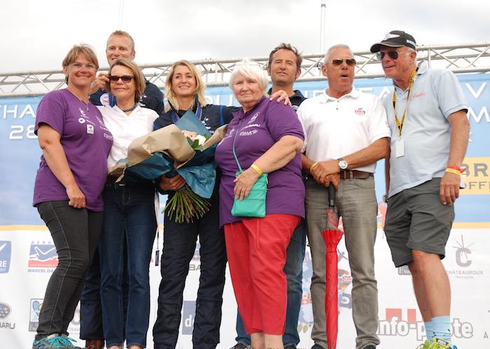 Les champions et championnes du monde français de voltige aérienne