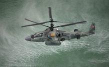 Le Kamov KA-52K Aligator