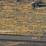 Le premier décollage en remorqué du planeur Perlan 2
