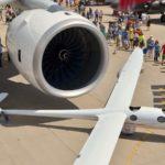 Le planeur Perlan 2 a une envergure de 25,60 m pour une masse maximale au décollage de 815 kg
