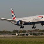 L'arrivée du premier 787-9 de British Airways à Londres-Heathrow