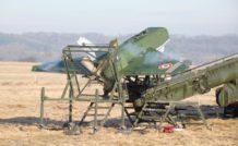 Le Sperwer de Sagem, qui doit être remplacé par le prochain drone tactique, est un appareil d'ancienne génération décollant uniquement par catapultage et revenant au sol sous un parachute.