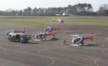 Heure de pointe sur la base Général Navelet, où se concentrent près de 25% des heures de vol totales de l'Alat.