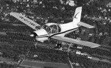 Le tout premier Rallye (MS 880) a volé pour la première fois le 10 juin 1959.