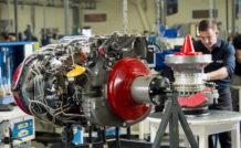 Turbomeca réalise ces essais sur un moteur de la classe des 2.500 ch, ce qui correspond au RTM322 dans sa gamme