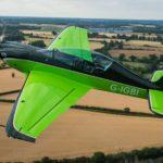 Philipp Steinbach a cherché à développer un avion léger (575 kg de masse à vide) et rapide (plus de 200 kts en croisière)