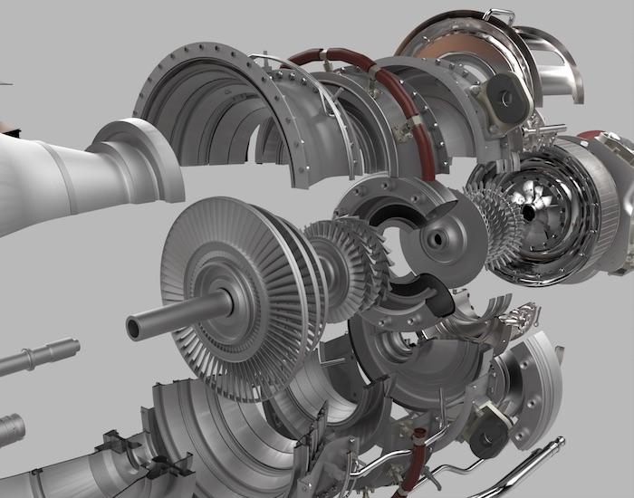 Ge Lance Un Turboprop Concurrent Du Pt6 De Pratt Amp Whitney