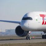 LATAM a commandé un total de 27 A350 XWB pour le Groupe.