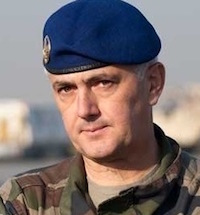 Lieutenant-colonel François d'Argaignon