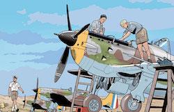 Ciel de Guerre : une reconstitution fidèle d'un épisode dramatique de l'histoire de l'armée de l'air française