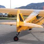 Associé à la roulette anti-cheval de bois, le train d'atterrissage oléo-pneumatique de Beringer va représenter une réelle avancée en terme de sécurité pour les avions à train classique.