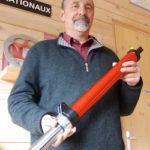 Gilbert Beringer fait souffler un vent d'innovation dans l'aviation générale