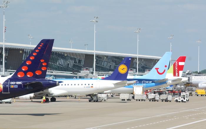À Bruxelles, àpartir de 2017, les tarifs aéroportuaires augmenteront chaque année de 1,7% en plus de l'inflation dans le cadre du plan d'investissement de Brussels Airport.