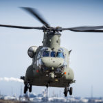 La Royal Air Force dispose désormais de 14 Mark-6 Chinook