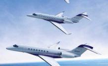 Les trois grandes cabines de la famille Cessna Citation : Hemisphere, Longitude et Latitude