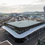 Le nouveau terminal affaires doit permettre de doubler le volume de passagers de l'aviation d'affaires de l'aéroport de Clermont-Ferrand.