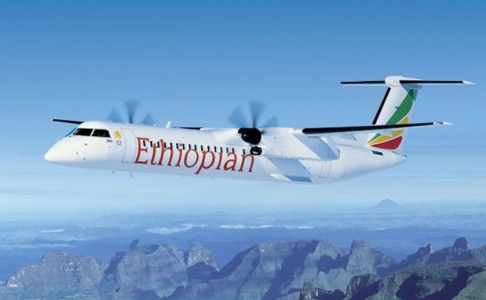 Cette acquisition portera à 19 le nombre de Q400 dans la flotte d'Ethiopian Airlines