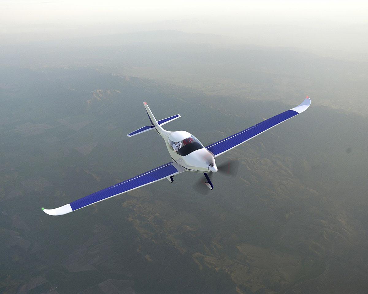 Le Sun Flyer, qui vise les écoles de pilotage, devrait avoisiner 200.000 $