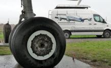 La Super Constellation Flyers Association suisse qui possède le seul Super Constellation en état de vol en Europe.