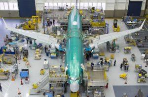 Au 4ème trimestre 2015, Boeing a enregistré 203 commandes de 737MAX