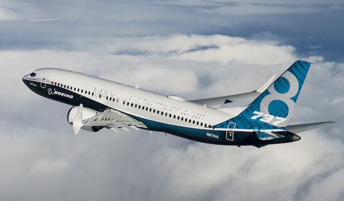 Plus d'une dizaine de fournisseurs français sont à bord du 737 MAX, dont notamment les entreprises Aubert & Duval, Crouzet Aerospace, Labinal Power Systems (SAFRAN), Lisi Aerospace, Messier-Bugatti-Dowty (SAFRAN), Michelin, Saint Gobain, Snecma (SAFRAN), Thales et Zodiac Aerospace.