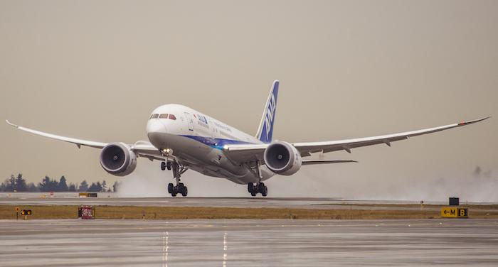 ANA exploite actuellement une flotte de 44 Boeing 787 Dreamliner