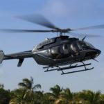 Hélicoptère Bell 407 GXP