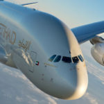 Etihad Airways a commandé 10 A380-800. 5 sont en service