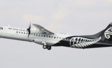 En 2015, ATR a vendu 76 avions (dont 16 ATR 72-600 à Air New Zealand) et enregistré 81 options